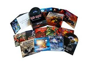 Iced Earth: Slave To The Dark - The Century Media Years (14-CD + DVD) - Bild 2
