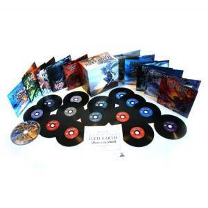 Iced Earth: Slave To The Dark - The Century Media Years (14-CD + DVD) - Bild 3