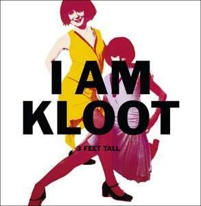 Cover - I Am Kloot: 3 Feet Tall