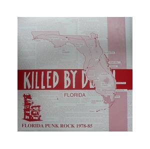 Cover - F: Killed By Florida