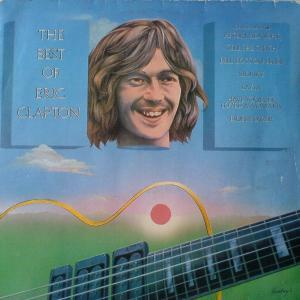 Eric Clapton: Best Of Eric Clapton, The - Cover