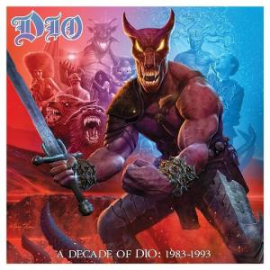 Dio: Decade Of Dio: 1983 - 1993, A - Cover