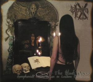 Opera IX: Black Opera: Symphoniae Mysteriorum In Laudem Tenebrarum, The - Cover