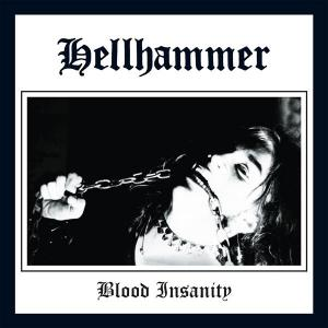 Hellhammer: Blood Insanity - Cover