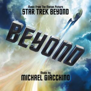 Michael Giacchino: Star Trek Beyond - Cover