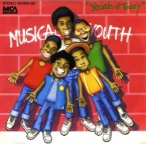Cover - Musical Youth: Youth Of Today