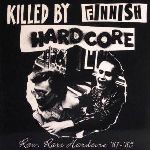 Cover - Destrucktions: Killed By Finnish Hardcore