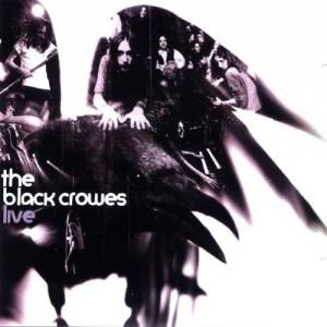 The Black Crowes: Live - Cover