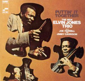 Cover - Elvin Jones: Puttin' It Together