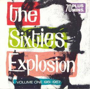 Sixties Explosion, The - Cover