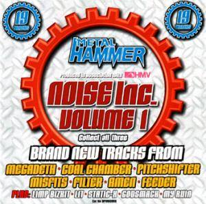 Cover - Clam Abuse: Metal Hammer 066 - Noise Inc. Vol. 1