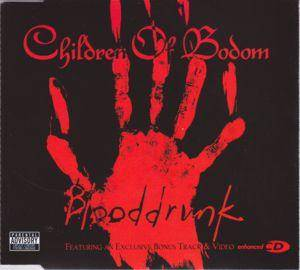 Children Of Bodom: Blooddrunk - Cover