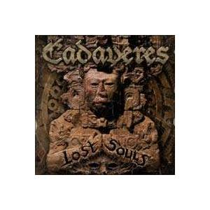Cover - Cadaveres: Lost Souls - The Hidden Tracks