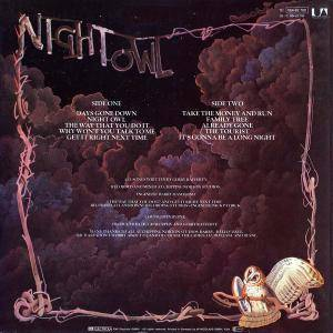 Gerry Rafferty: Night Owl (LP) - Bild 5