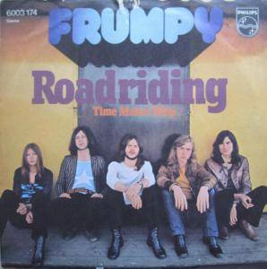Cover - Frumpy: Roadriding