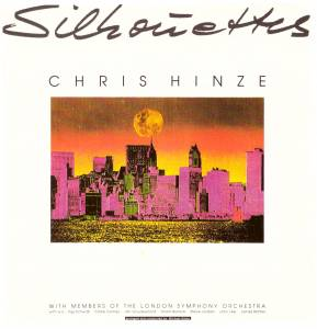 Cover - Chris Hinze: Silhouettes
