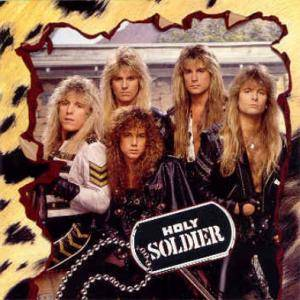 Holy Soldier: Holy Soldier - Cover