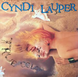 Cyndi Lauper: True Colors (LP) - Bild 1