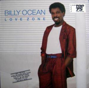 Cover - Billy Ocean: Love Zone