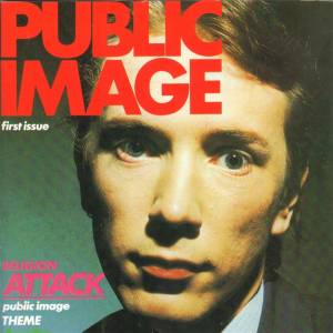 Public Image Ltd.: First Issue - Cover