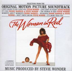 Dionne Warwick: Woman In Red, The - Cover