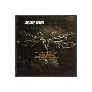 The Clay People: Clay People, The - Cover