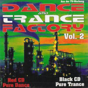 Cover - Trance Opera: Dance And Trance Factory Vol. 2