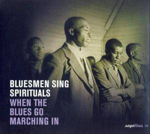 Cover - Sister O.M. Terrell: Bluesmen Sing Spirituals - When The Blues Go Marching In