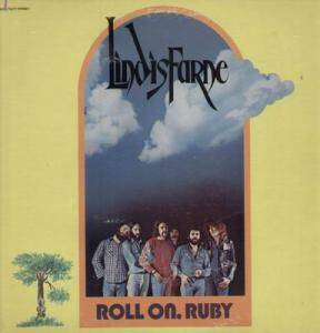 Cover - Lindisfarne: Roll On. Ruby