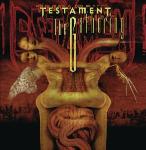 Testament: Gathering, The - Cover