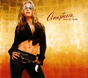Anastacia: Paid My Dues - Cover