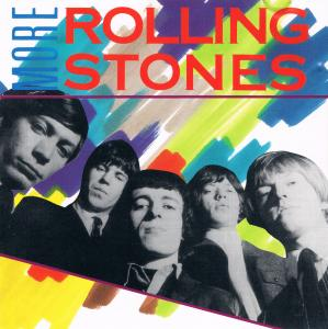 Rolling Stones, The: More Rolling Stones - Cover