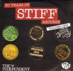 30 Years Of Stiff Records Volume One - Cover