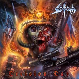 Sodom: Decision Day - Cover