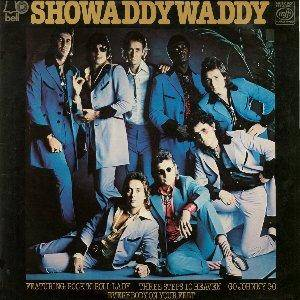 Cover - Showaddywaddy: Showaddywaddy