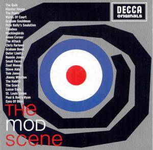 Cover - Eyes Of Blue: Mod Scene, The