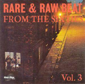 Cover - Strangers, The: Rare & Raw Beat From The Sixties Vol. 3