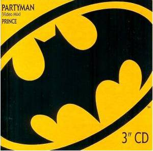Prince: Partyman - Cover