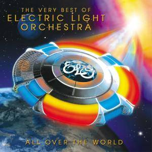 Electric Light Orchestra: All Over The World - The Very Best Of Electric Light Orchestra - Cover
