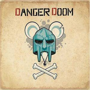 Danger Doom: Mouse & The Mask, The - Cover