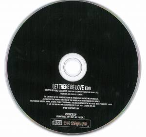 Oasis: Let There Be Love (Promo-Single-CD) - Bild 3