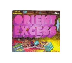 Orient Excess - Cover