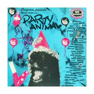 Cover - Don't No: Party Animal
