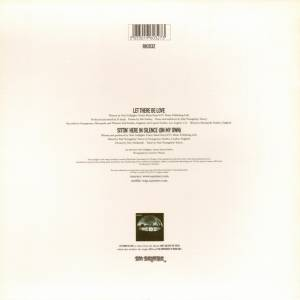 "Oasis: Let There Be Love (10"") - Bild 2"
