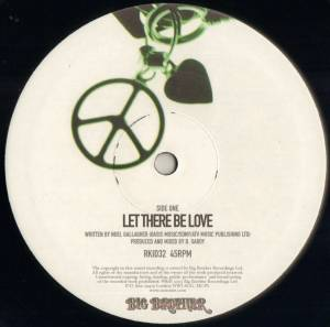 "Oasis: Let There Be Love (10"") - Bild 3"