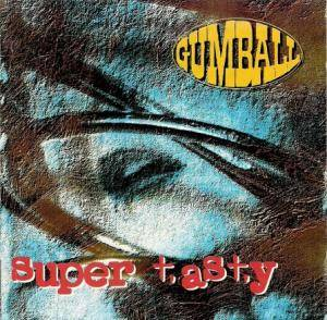 Cover - Gumball: Super Tasty
