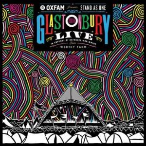 Oxfam Presents: Stand As One - Live At Glastonbury 2016 - Cover
