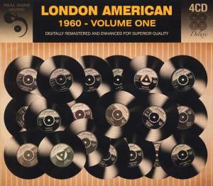 London American 1960 - Volume One - Cover