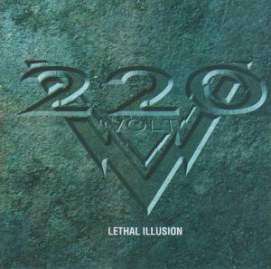 220 Volt: Lethal Illusion - Cover