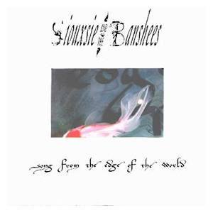 Siouxsie & The Banshees: Song From The Edge Of The World - Cover